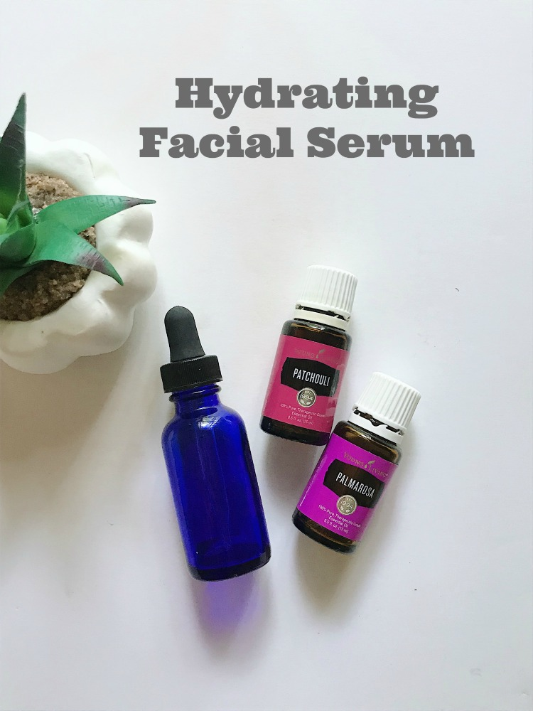 DIY Hydrating Facial Serum Recipe