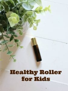 Healthy Essential Oils for Back to School