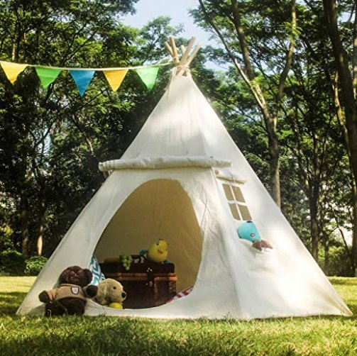5 Reasons You Need A Teepee Tent For Kids | Family Focus Blog