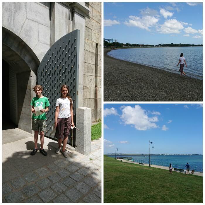 Castle Island Southie