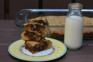 Introduction To Ship With Kroger and The Best Congo Bar Recipe