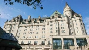 Fairmont Chateau Laurier Ottawa- A Beautiful Hotel In A Beautiful City