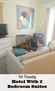 Looking For Hotels With 2 Bedroom Suites? Family Travel Made Homey