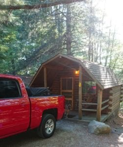 Interested in Camping In New Hampshire? Try Twin Mountain Mt. Washington KOA