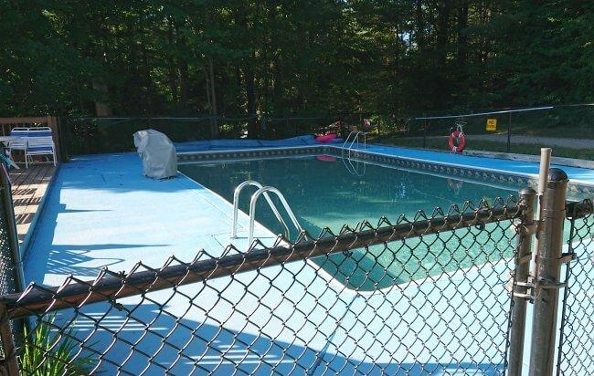 koa twin mountain nh pool