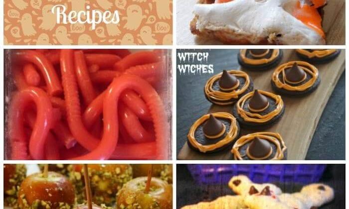 5 Best Halloween Treat Recipes