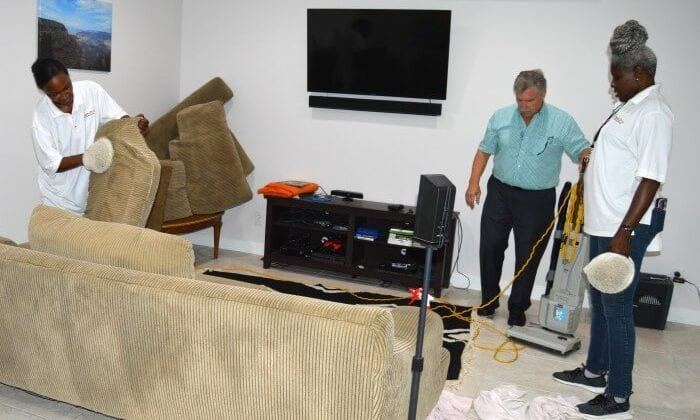 Sofa And Carpet Cleaning Nashville, TN: CitruSolution Review
