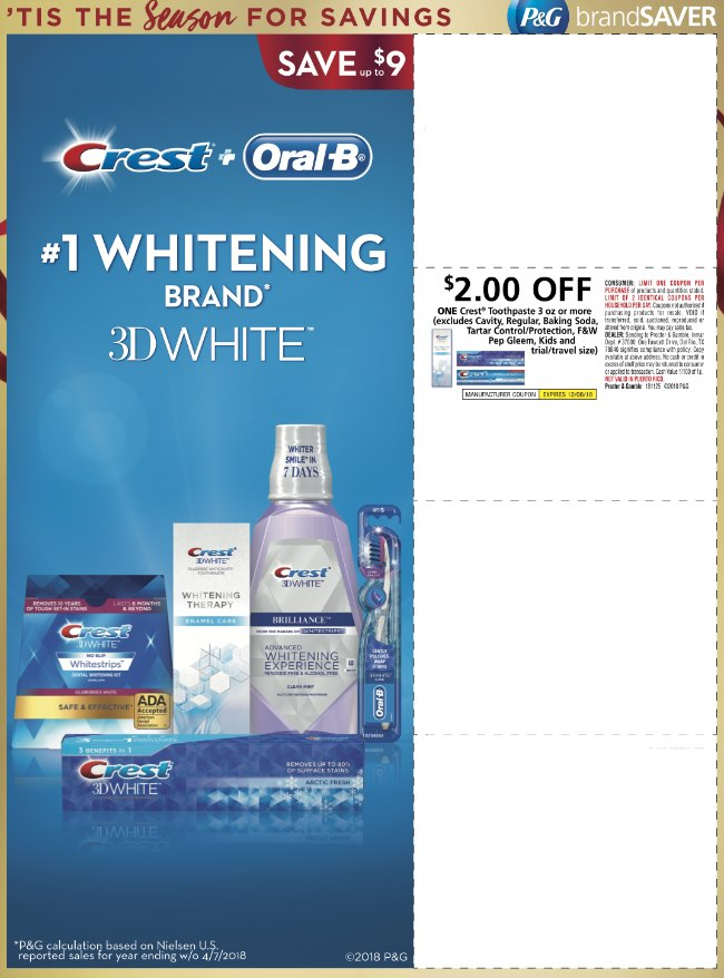 Crest Coupon
