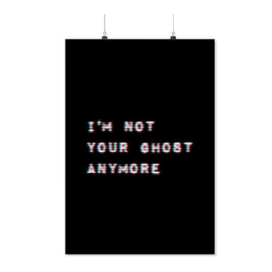 Posters with Lyrics