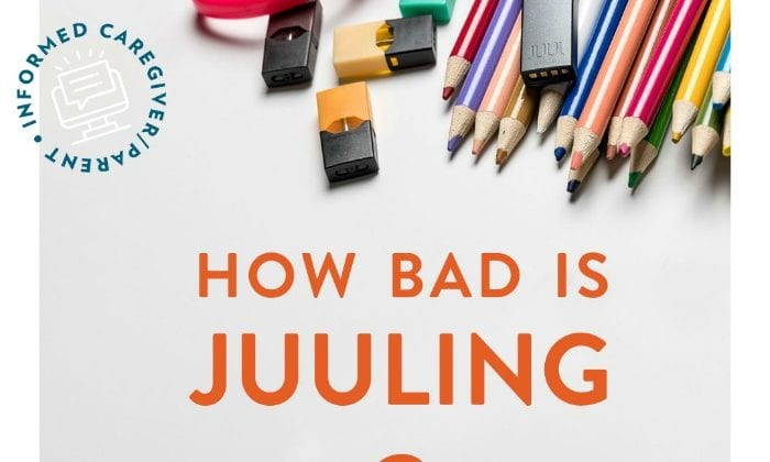 Do You And Your Children Know The Juul E-Cigarette Health Facts?