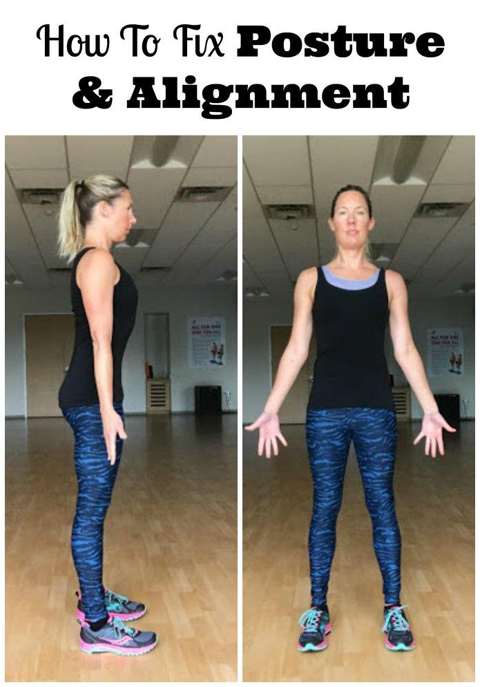 fix your posture