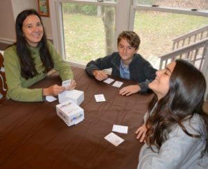 fun family game night game