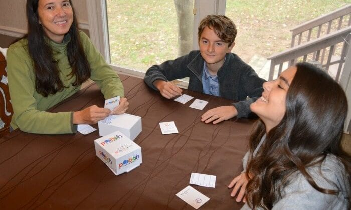 Poobah Conversation Game Is The Perfect Family Party Game For The Holidays