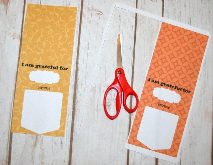 gratitude card printables