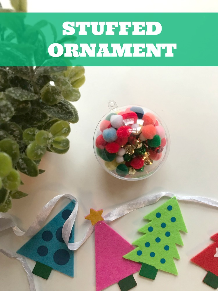 stuffed ornaments
