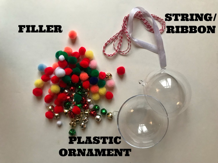 diy stuffed ornaments
