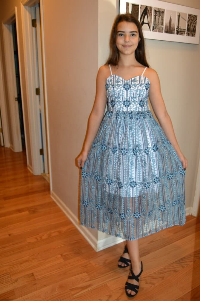 tween party dresses