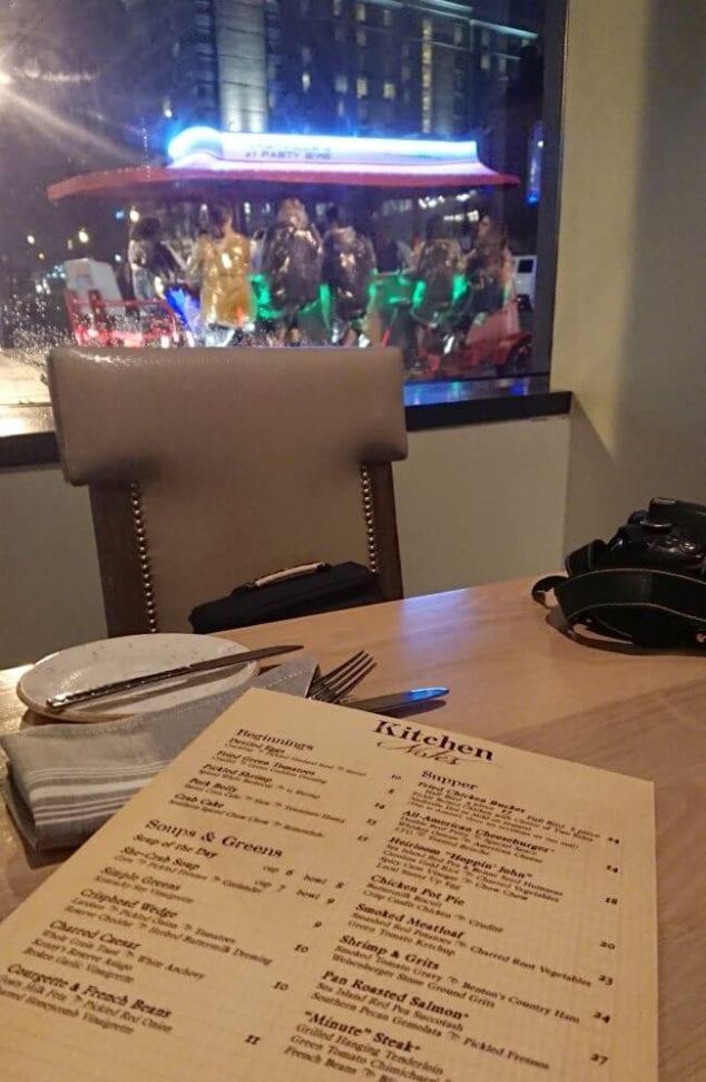 Southern Restaurant Nashville