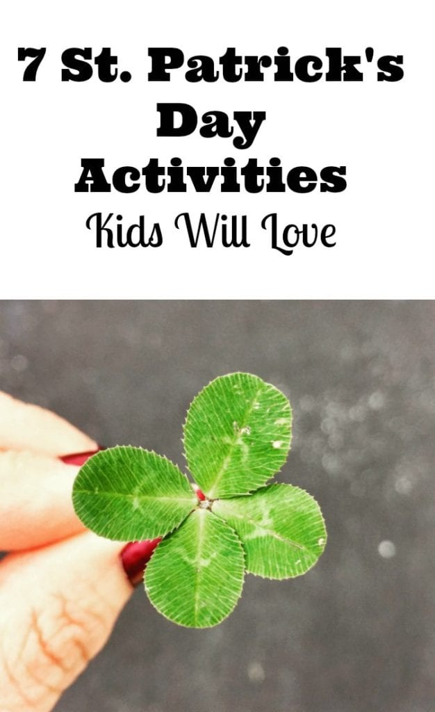 7 St. Patrick's Day Activities Kids Will Love