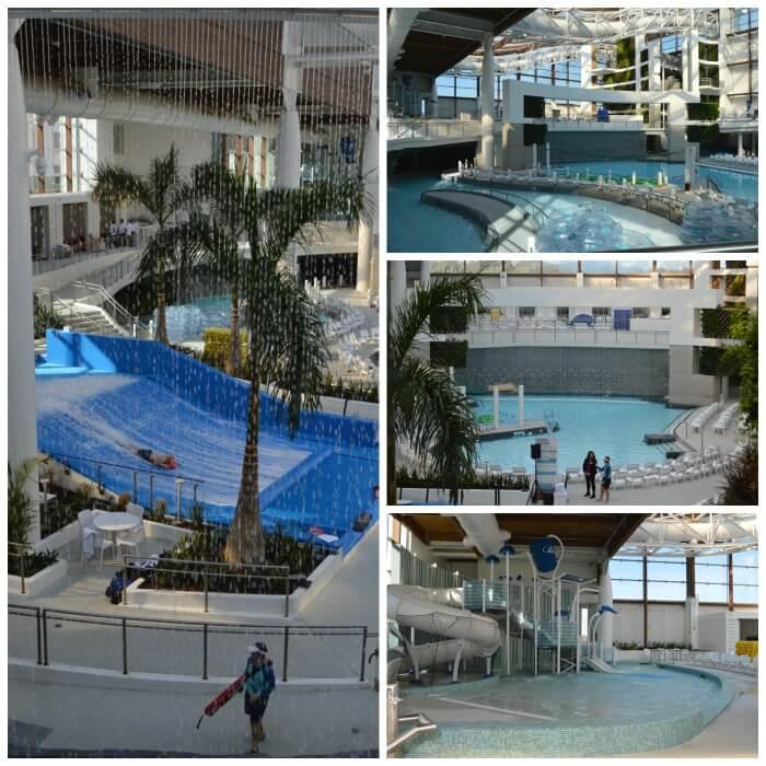 indoor water park nashville tn