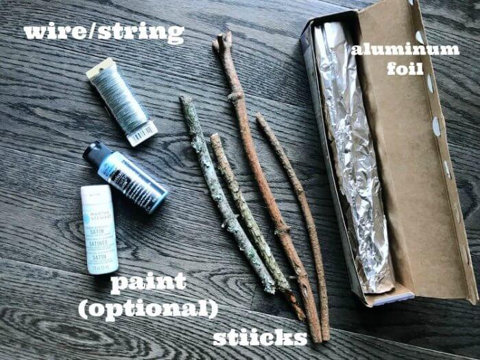 wood sticks crafts