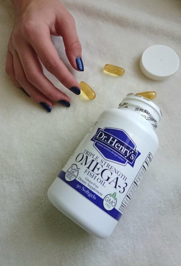 omega 3 for women