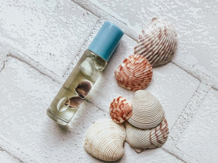 beach scent essential oil