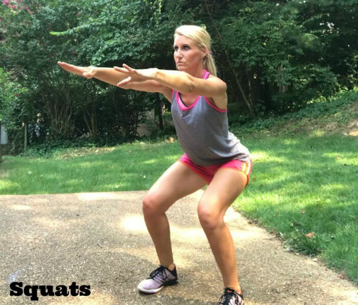 easy 10 minute workout
