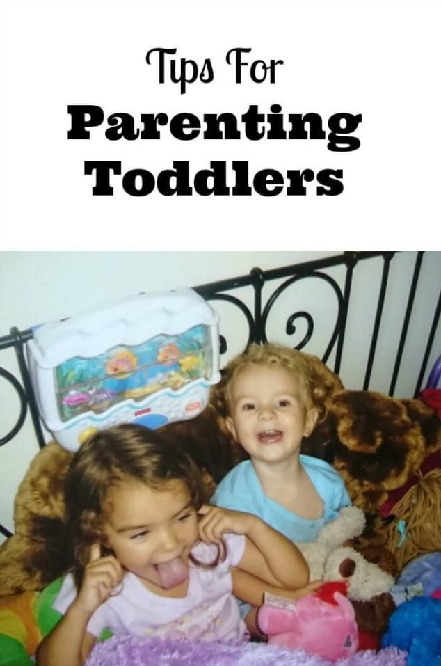 parenting toddlers