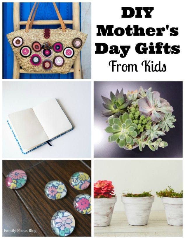 Mother's Day Gifts From Kids