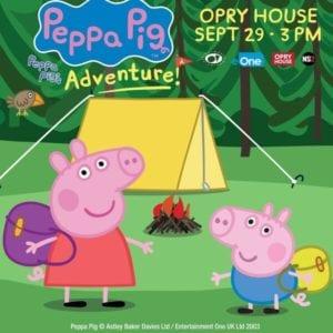 Peppa Pig Live Nashville