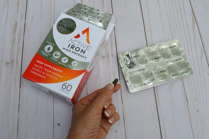 benefits of iron supplements