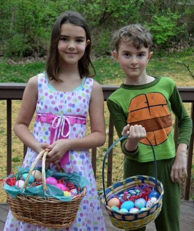 easter holiday traditions