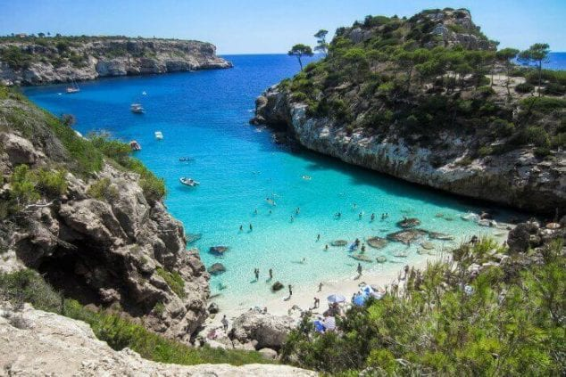 Vacation ideas for families- Mallorca, Spain