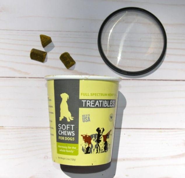 cbd dog treats made in USA