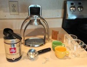 ROK espresso maker review