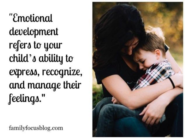 emotional development early childhood