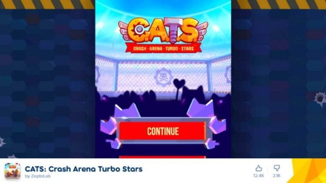 cats online game
