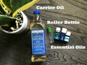 cooling essential oils