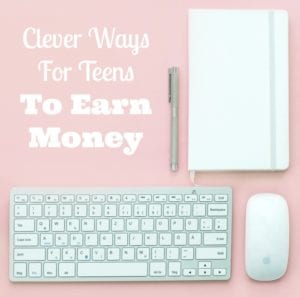 ways for teens to earn money